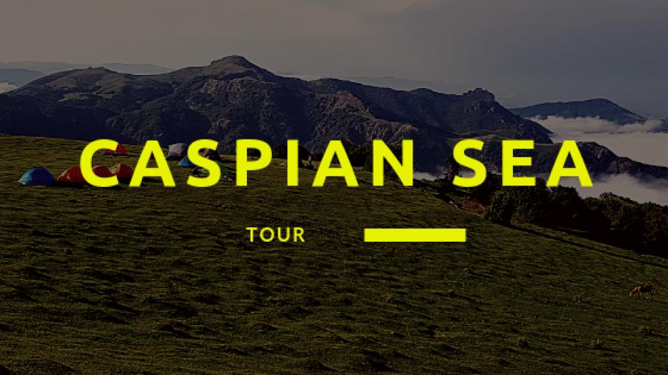 Caspian Sea Tour