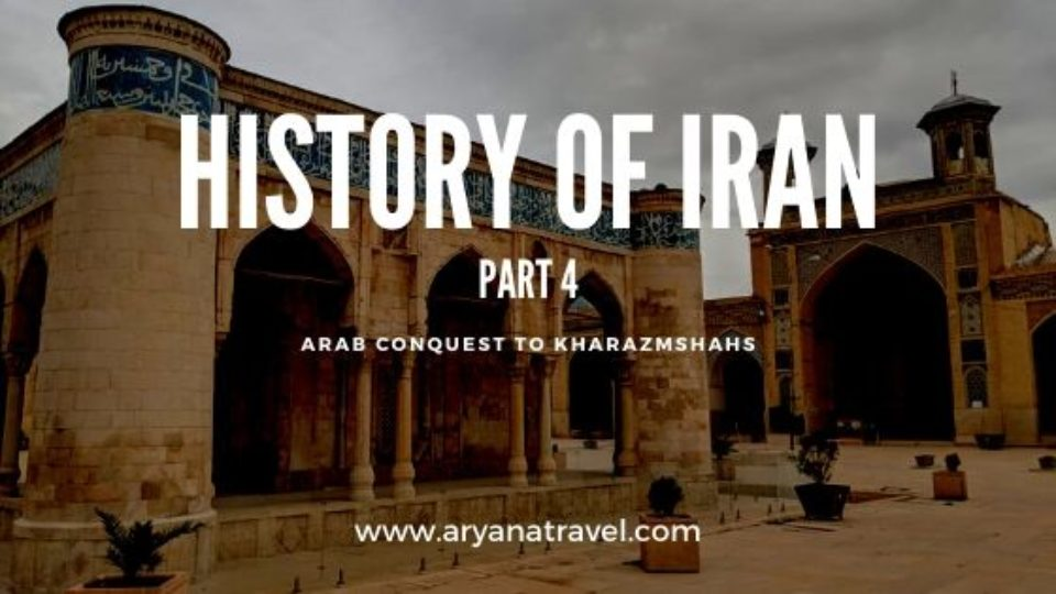 History of Iran Part 4