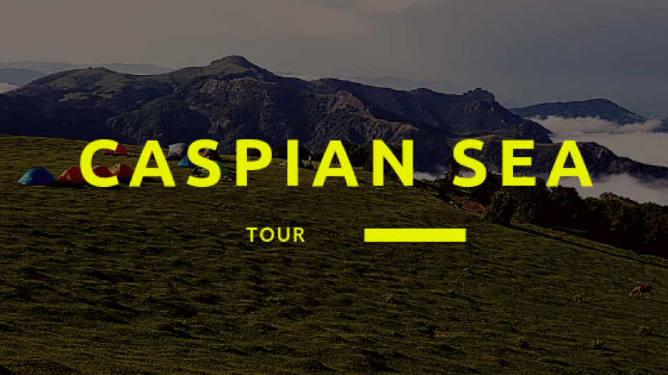 Caspian Sea Tour